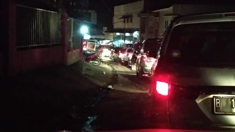 Ingin Pulang ke Jakarta, Franki Terjebak 7 Jam di Nagrak Sukabumi