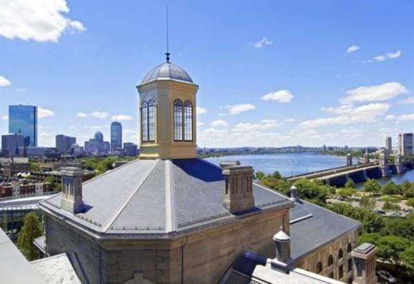 Peringkat ke-27 ada Kota Boston, AS. Kota ini memiliki polusi udara yang rendah sehingga bikin warganya betah untuk melakukan aktivitas luar ruang. Foto: Istimewa
