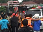 Cuaca Buruk Hambat Pencarian Korban Kapal Tenggelam di Danau Toba