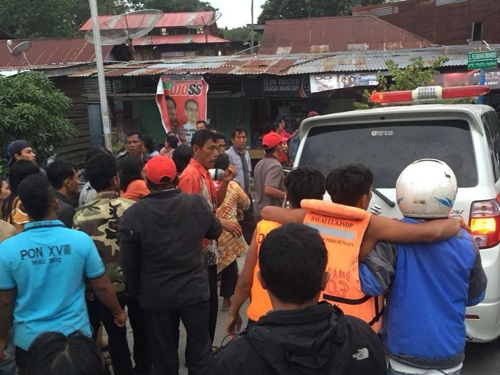 94 Penumpang Kapal yang Tenggelam di Danau Toba Dilaporkan Hilang