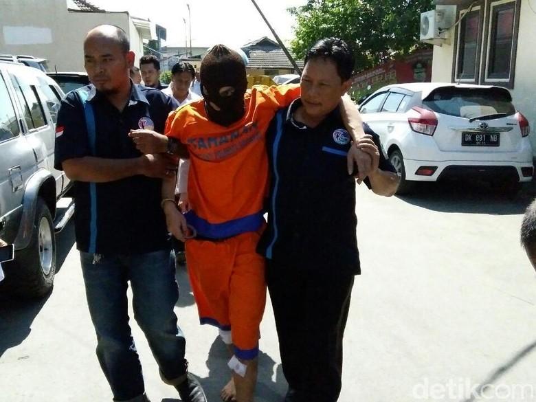 Tahanan Narkoba Kabur dari Polresta Sidoarjo Kembali Ditangkap