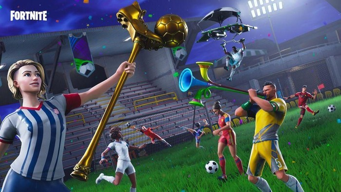 Game Fortnite. (Foto: Fortnite)