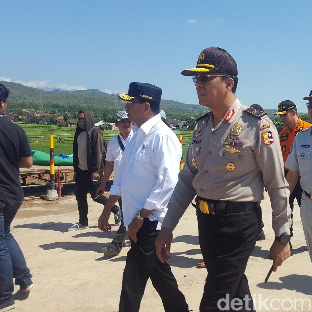 Langkah Menhub dan Polisi Cegah Macet Arus Balik