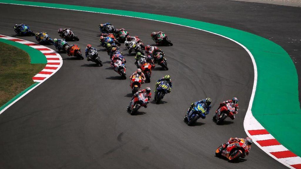 Marquez Bahas Persaingan MotoGP 2018 Setelah Tujuh Seri Balapan