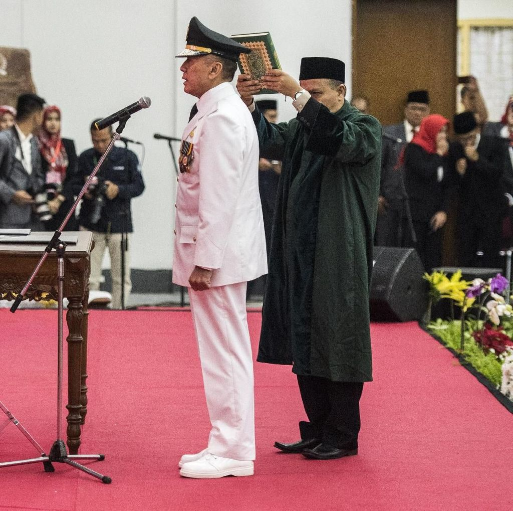 Buka-bukaan Wiranto soal Alasan Percaya Iriawan