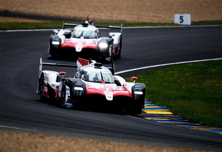 Toyota Juarai Balap Le Mans 24 Jam. Foto: Dok. Toyota