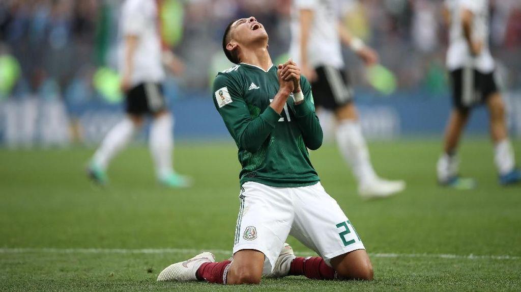 Buah Manis Persiapan Enam Bulan Meksiko