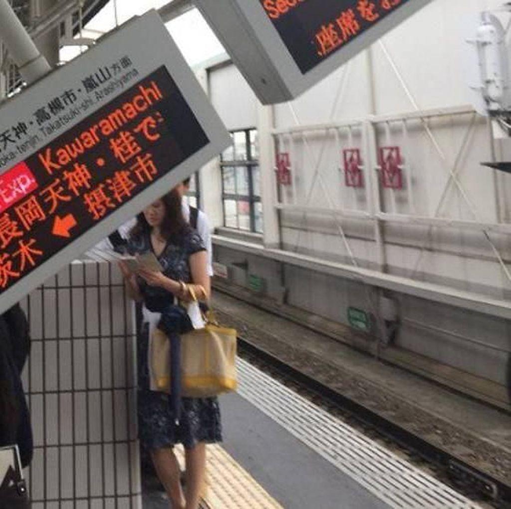 Gempa 6,1 SR Guncang Osaka, 1 Lansia dan 1 Bocah Perempuan Tewas