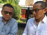Bertemu Prabowo, Sandi Lapor Hasil Open House Jokowi hingga SBY