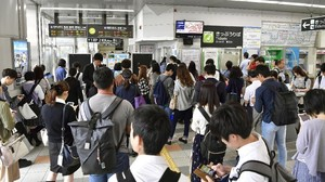 Foto: Dampak Gempa 6,1 SR yang Guncang Osaka