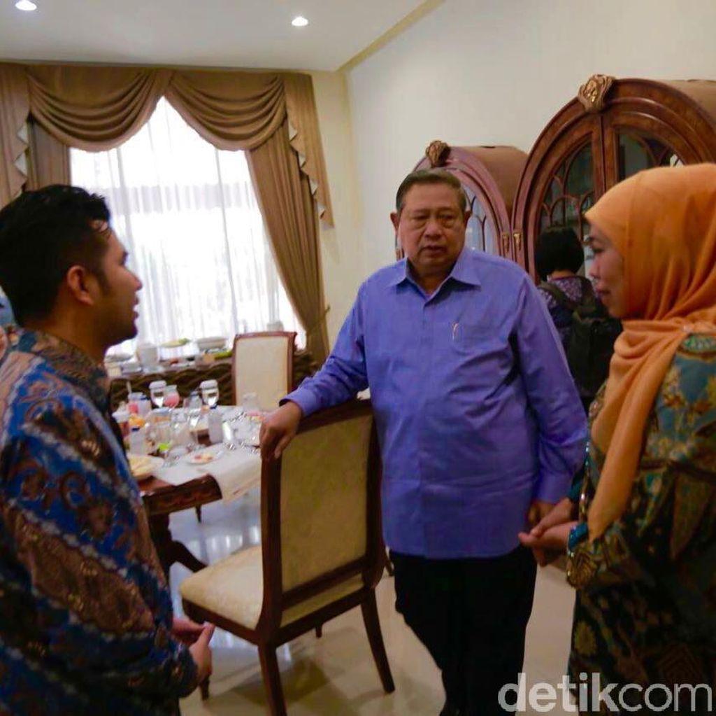 Kader Demokrat Gelar Apel Siaga Maksimalkan Pemenangan Khofifah-Emil