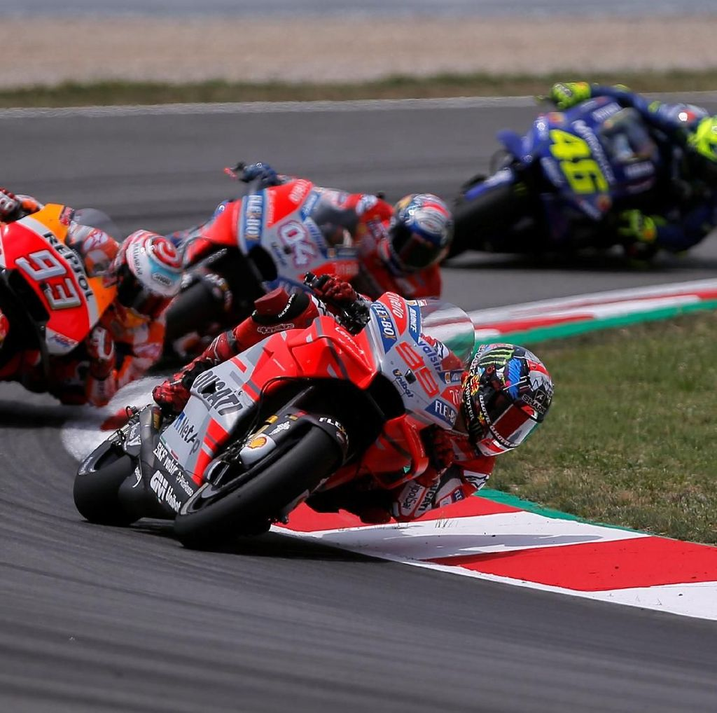 Lorenzo: Kejar Marquez Sulit, tapi Masih Mungkin