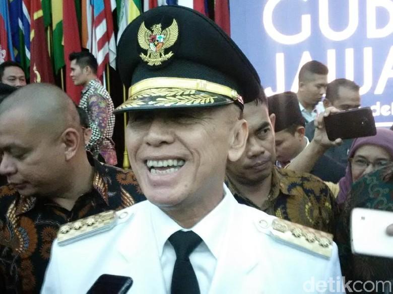 Pj Gubernur Iriawan Minta Pembangunan Tol Cisumdawu Dikebut