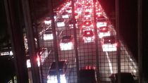 One Way Dibuka, Macet Muncul di Gerbang Tol Cikopo ke Jakarta