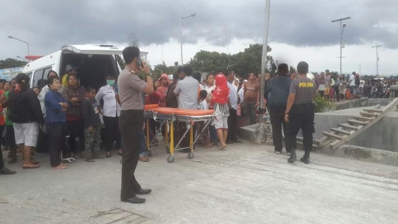 Cek Evakuasi Kapal Tenggelam, Dirjen Hubdat ke Danau Toba Pagi Ini