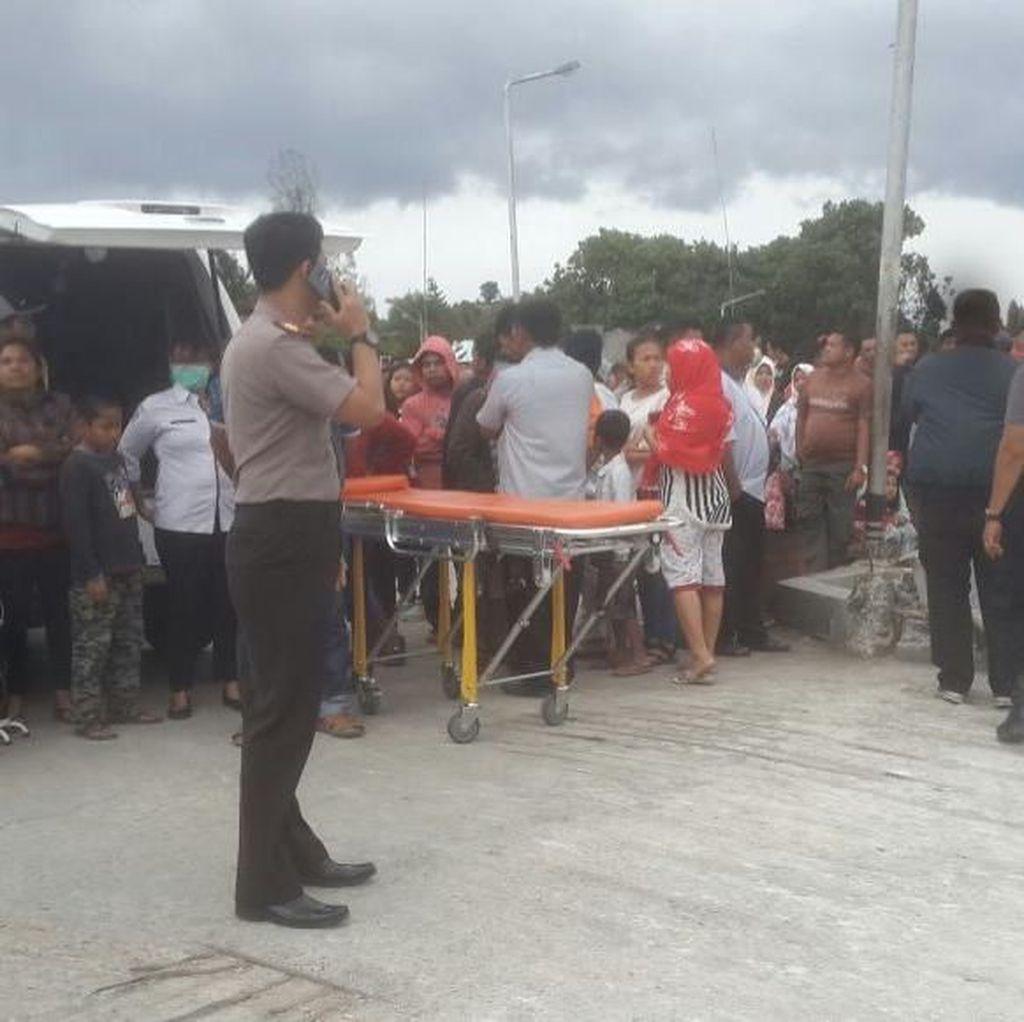 17 Korban Tenggelam di Danau Toba Ditemukan Selamat
