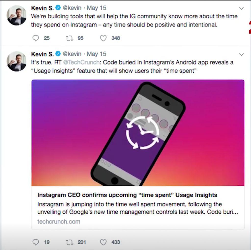 Perhatian, Instagram Bakal Pasang Fitur Pengingat Waktu