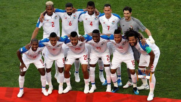Panama kalah 0-3 dari Belgia di pertandingan pertama Grup G.