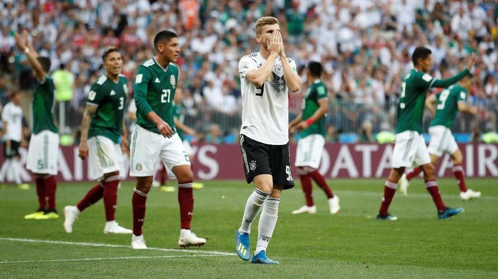 Matchday I Piala Dunia 2018: 38 Gol, Kekalahan Jerman, dan Sederet Kejutan