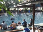 Libur Lebaran, Pengunjung Pemandian Hargo Dumilah Naik 5 Kali Lipat