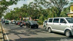 Arus balik di Jalur Selatan Jawa Barat Mulai Meningkat