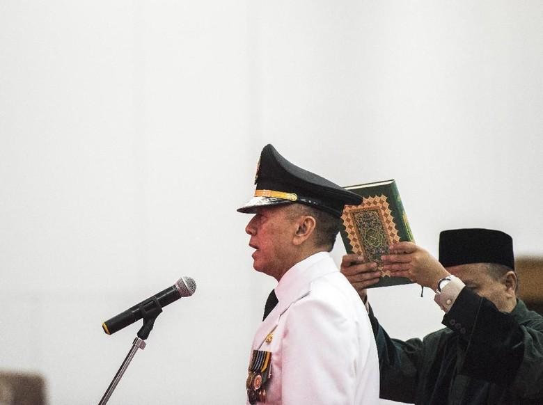 M Iriawan Pj Gubernur Jabar Jadi Pertaruhan Pemerintahan Jokowi