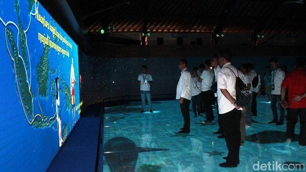 Wahana terbaru di Museum Kapal Samudraraksa (Pertiwi/detikTravel)