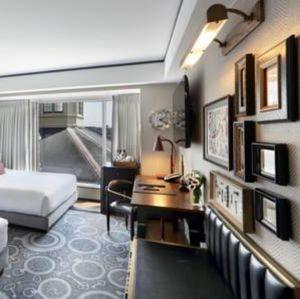 Penjara Abad 19 Disulap Jadi Hotel Bergaya Bintang Lima