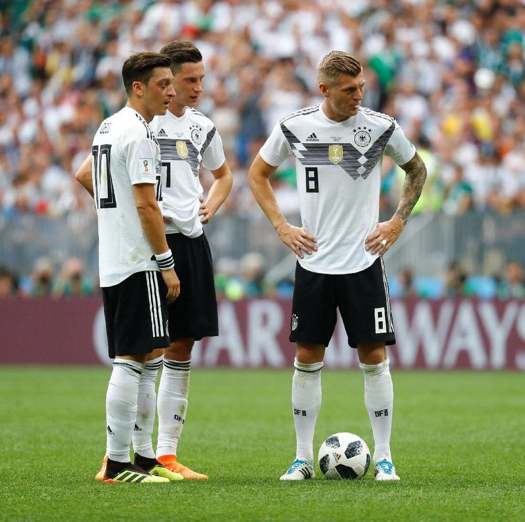 Jadwal Piala Dunia Hari Ini: Jerman Vs Swedia