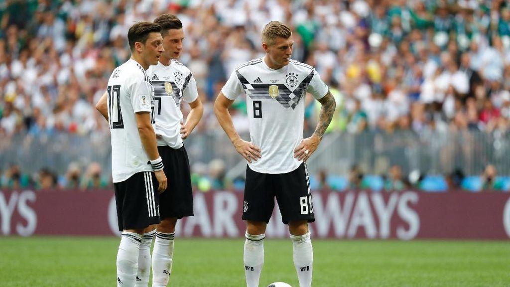 Keharmonisan Timnas Jerman Terganggu karena Adanya Dua Kubu?