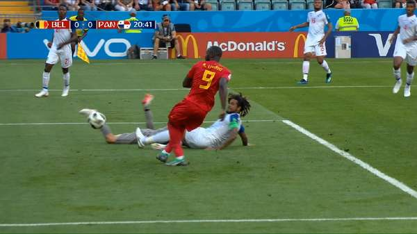 Highlight Babak I Belgia Vs Panama