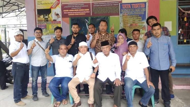 Paslon Eramas Janjikan Penyelesaian Tanah Sengketa