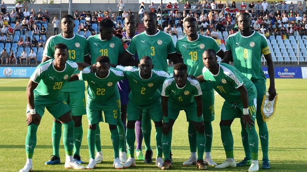 Pelatih Senegal Akui Ketimpangan Timnya