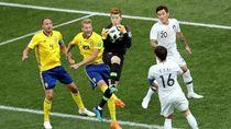 Highlight Babak I Swedia Vs Korsel