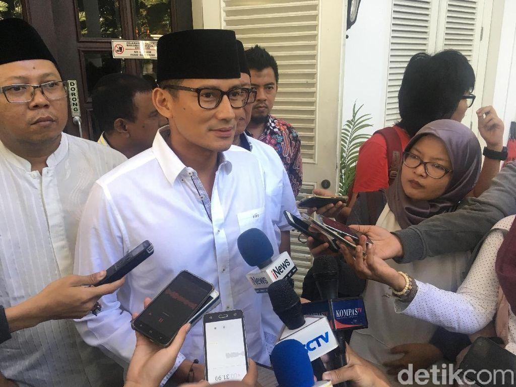 Ini Alasan Gerindra Tunggu Jokowi Sebelum Umumkan Cawapres Prabowo