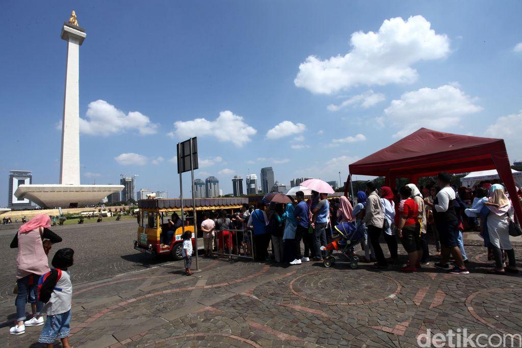 Sayangnya, Jakarta berada di urutan bontot untuk urusan kecepatan download 4G, yakni di bawah 10 Mbps. Sedangkan, upload 4G mencapai rata-rata 4,9 Mbps. Foto: Lamhot Aritonang