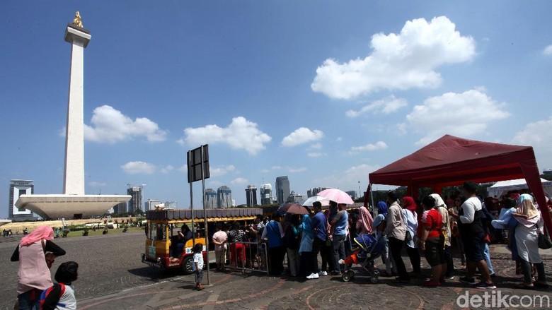 Fakta Menarik tentang Jakarta yang Bisa Diberitahukan pada Anak/ Foto: Lamhot Aritonang