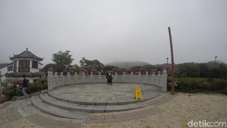 Foto: Desa Ngong Ping 360 (Bonauli/detikTravel)