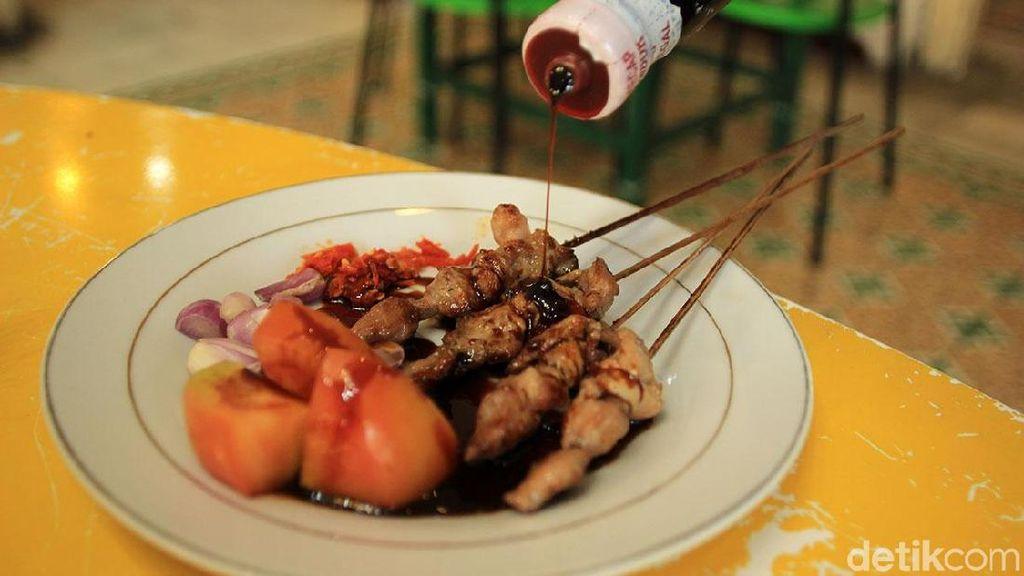 Mudik Lewat Tegal, Sekalian Wisata Kuliner Sate Kambing Muda