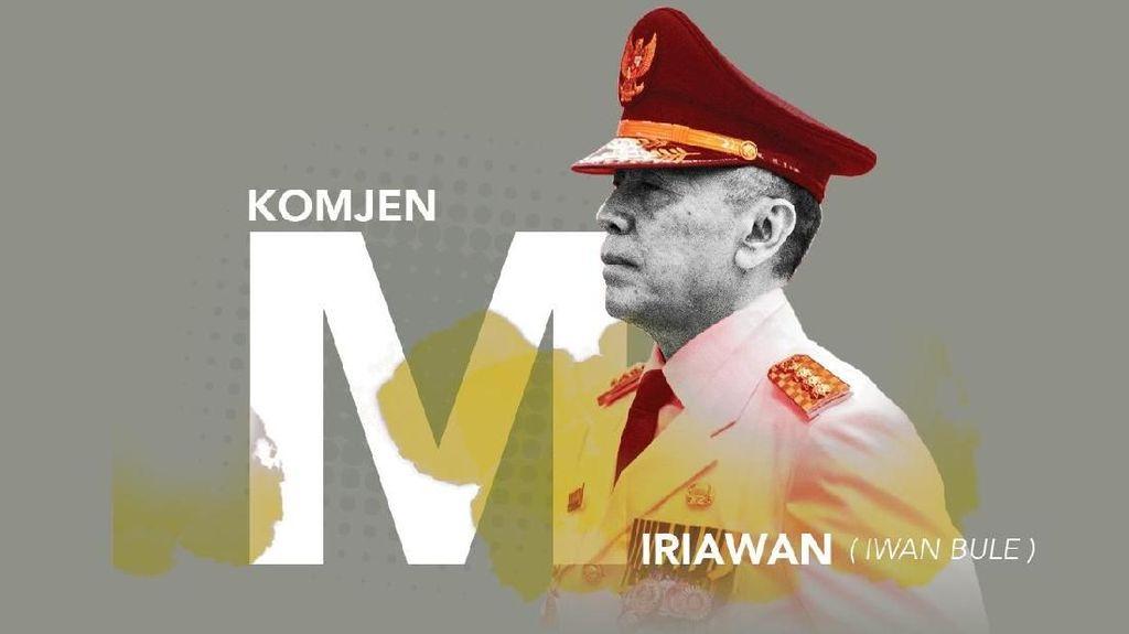 Selain Iriawan, 4 Jenderal Ini Pernah Jadi Pj Gubernur