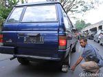 Kisah Tukang Ganjel Penyelamat Mobil Mogok di Nagreg