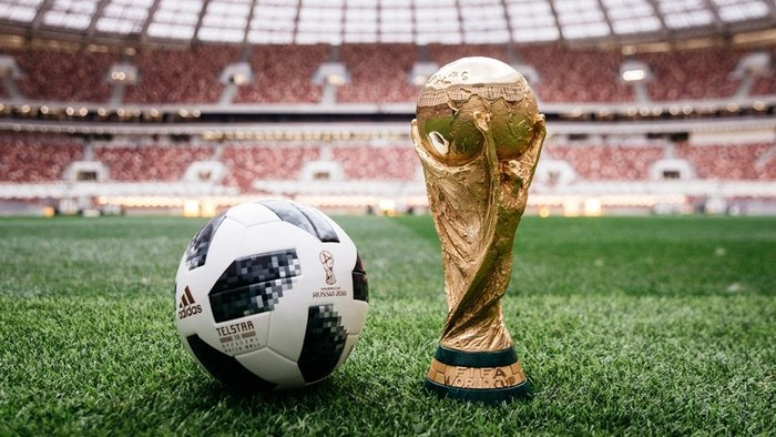 Piala Dunia 2018 di Rusia. Foto: istimewa