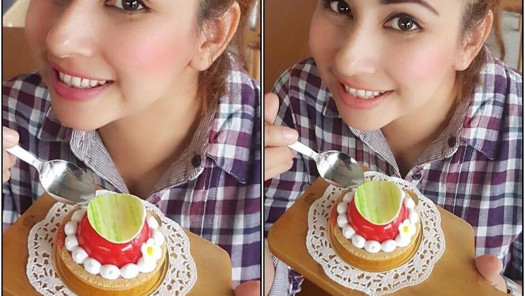 Intip Momen Seru Deswita Maharani yang Hobi Kulineran