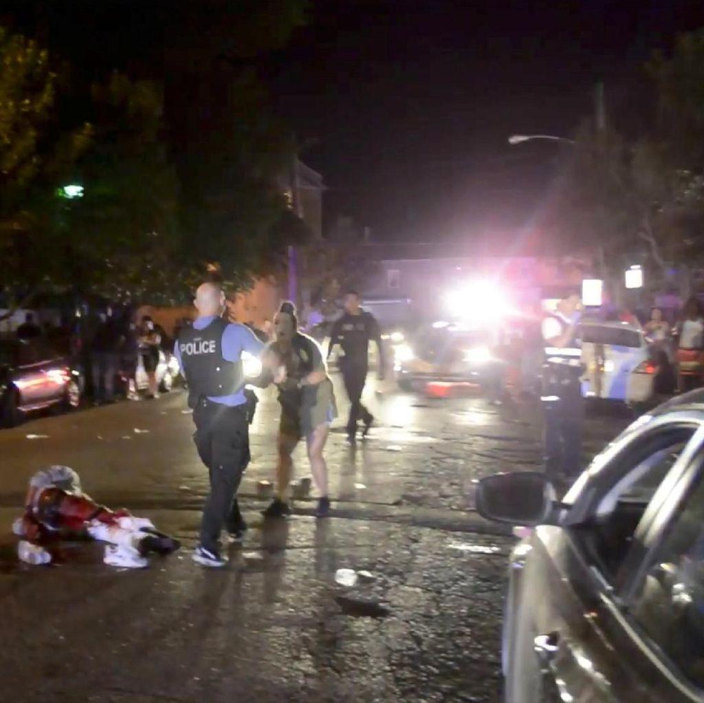 Penembakan di New Jersey, Pelaku Tewas dan 22 Orang Terluka
