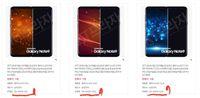 Varian Galaxy Note 9.