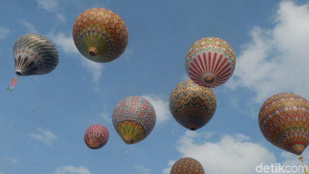 Dijamin Aman, Festival Balon Udara Ala Eropa di Wonosobo