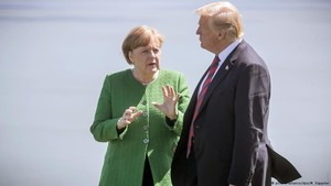 Sengketa Politik Imigrasi Jerman Jadi Perhatian Donald Trump