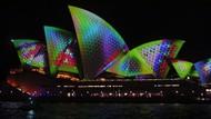 Cantiknya Sydney dalam Gemerlap Cahaya Animasi