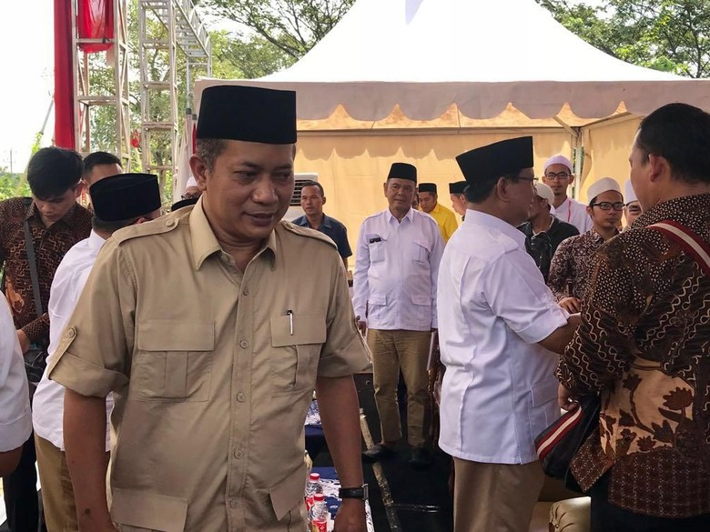 Setuju Usul Angket Iriawan, Gerindra: Untuk Meluruskan Pemerintah
