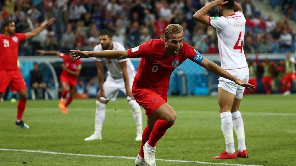 Highlights Full Time Tunisia Vs Inggris